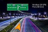 2018GPS Sat NAV mit Karten für Windows CE-Kopf-Geräte mit Micro-–, Eonon, Xtrons usw, SAT NAV -