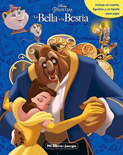 La Bella y la Bestia. LibroAventuras (Disney. La Bella y la Bestia) por Disney