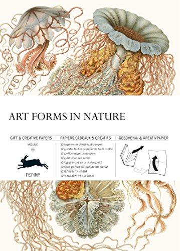 Art Forms in Nature: Gift & Creative Paper Book Vol. 83 (Gift & creative papers (83)) por Pepin Van Roojen