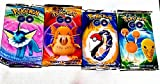 #2: Stock clearance Pokemon Go cards FlashFire (20 packs) IT's Nowhere But Here !!All New Pokemon Cards Go for kids are here (non licensed)