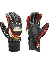 Leki Guantes Wc Racing Mitt Black / Red 9