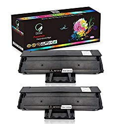 Samsung Mlt-d111s Mlt-d111l Gootior Compatible Toner Cartridges 2-pack For Samsung Xpress Sl-m2026w, M2070w, M2022w, M2070fw, M2020w, M2022,m2070 Printer