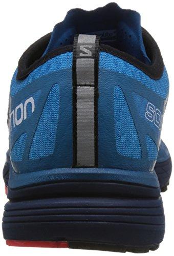 Salomon Herren Sonic RA Traillaufschuhe, Blau, 49.3 EU Blue