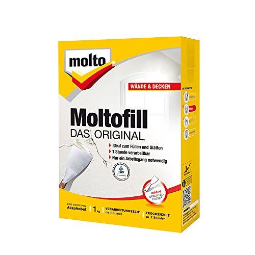 Molto Moltofill Das Original Spachtelpulver 1kg