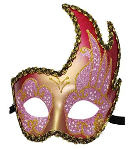 Prinzessin Kostüm Venezianische - Maskerade Maske Halloween Prom Party Masken Schmetterling Sexy Augenmaske Venezianische Maske Frau Kostüm Karneval Venedig Prinzessin Maske