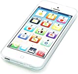 MY FIRST TABLAT Y-PHONE KIDS CHILDREN EDUCATIONAL LEARNING 123 TOY GAME LEARNING PHONE WHITE