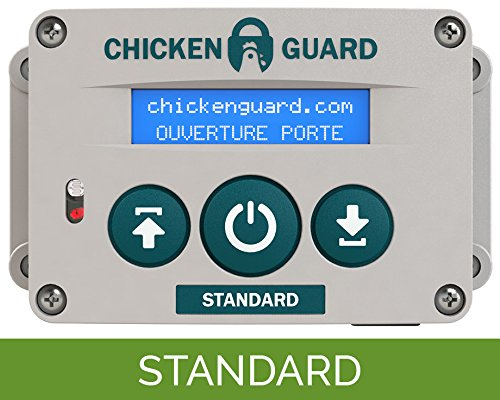 ChickenGuard Standard Portier Automatique Pour...