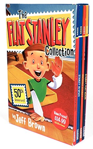 The Flat Stanley Collection Box Set: Flat Stanley