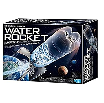4M Water Rocket from Great Gizmos