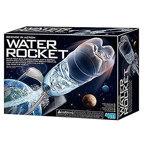 Science en Action - la Fusée à Eau