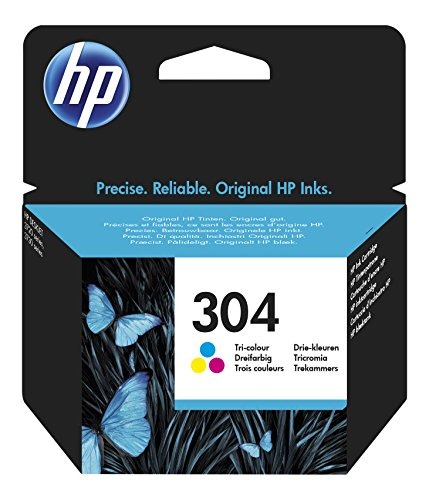 HP 304Original Tintenpatrone dreifarbig