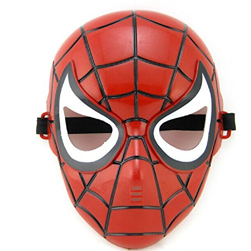 HLLW Spiderman-Maske für Kinder, (Kinder Für Spiderman Masken)