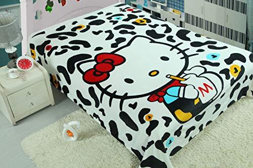 Dongwenchao1104 Hello Kitty Caricatura Manta Sola
