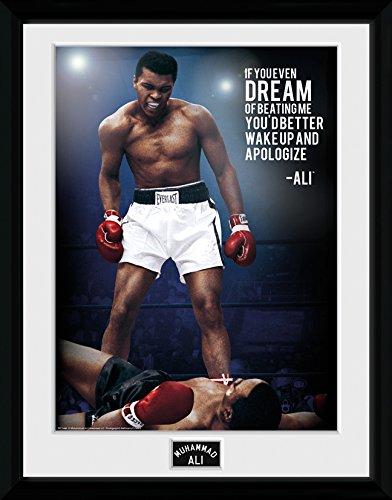 GB eye LTD, Muhammad Ali, Dream, Foto incorniciata, 40 x 30 cm