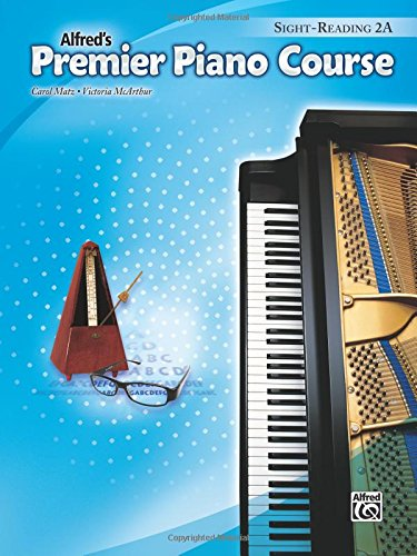 Premier Piano Course -- Sight-Reading: Level 2a (Alfred's Premier Piano Course)