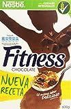 Nestlé - Fitness Chocolate Cereales Desayuno 600 g - [pack de 4]