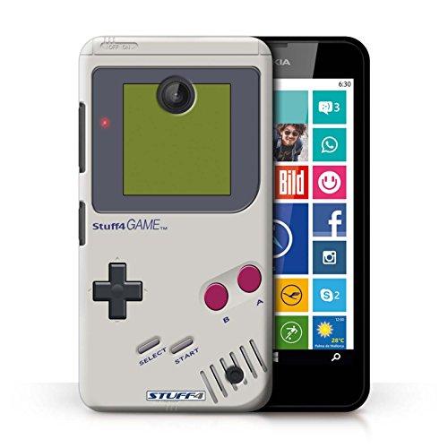 Stuff4 Hülle / Case für Nokia Lumia 635 / Nintendo Game Boy Muster / Spielkonsolen Kollektion