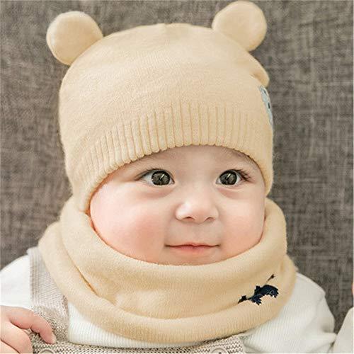 Singhi Sombrero de bebé Otoño Invierno Hilado de lana de punto Gorro de bebé . 17a0e22bdce