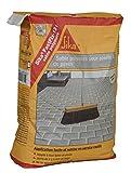 Sika FastFix 131, Sable polymère pour remplissage des joints de pavé et dalles, 20kg, Ton sable