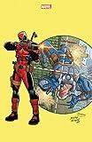 Marvel Legacy : Deadpool nº5 Variant Paris Comic Con