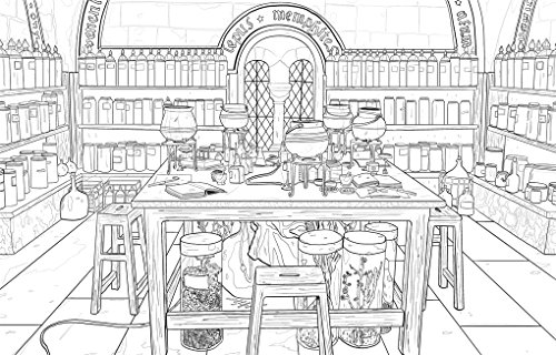 Harry-Potter-Magical-Places-and-Characters-Colouring-Book-3