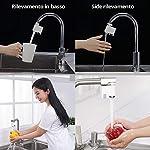 Rubinetto-Smart-per-Risparmio-Acqua-Dispositivo-di-Risparmio-Idrico-per-Rubinetto-Induzione-Infrarossa-Automatico-Risparmio-Rubinetto-di-Acqua-Adattatore-per-Risparmio-Idrico-per-Cucina-e-Bagno