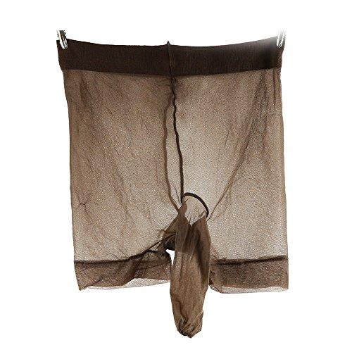 Männer Nylon Trunks Unterwäsche in der Nähe Ummantelung -