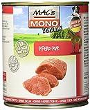 Mac's Mono Sensitive Pferd Pur, 6er Pack (6 x 800 g)