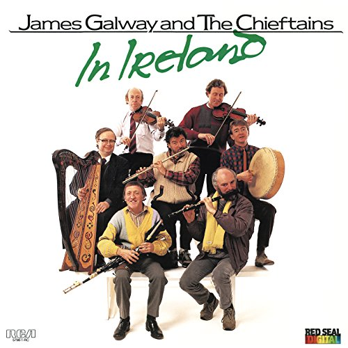 James Galway And The Chieftains In Ireland