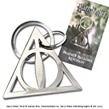 Noble Collection Deathly Hallows Keychain