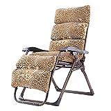 T-Y Liegestühle Klappstühle Bürostühle Liegen Stühle Strandstühle (154 * 80 * 74cm) (Farbe : M)