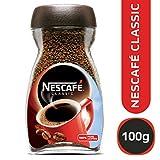 Nescafé Classic Coffee, 100G Dawn Jar