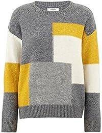 Promod Pullover im Colorblocking-Stil