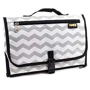 Wickeltasche für unterwegs Wickeltisch Windeln oder