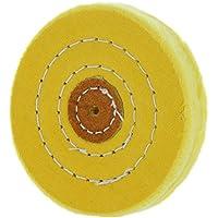 P Prettyia 10 St/ücke Polierscheibe Polieren Pad f/ür Energie//Batterie Poliermaschine Schwabbelscheibe 1