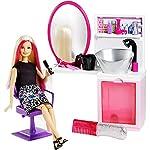 Barbie Kuaför Salonu Oyun Seti DTK05