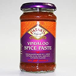Pataks | Vindaloo Curry Paste | 3 X 283g