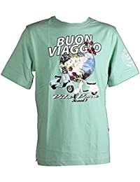 Signum, kurzarm Shirt T-Shirt, 302320B, mint [7823]