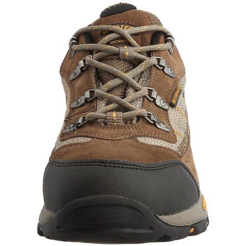 Hi-Tec Natal Low Waterproof, Chaussures randonnée homme Marron