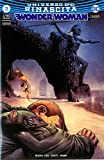 Wonder Woman 3 Rinascita Variant Cover RW Lion DC Comics
