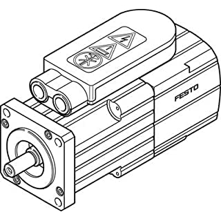 Festo 1569749Servo Motor, Modell emms-as-55-s-ls-tm-s1