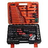 Liuxiaoqing Kit di utensili per la combinazione del filtro di protezione automatica esagonale a 121 pezzi