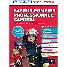Sapeur-pompier professionnel/caporal