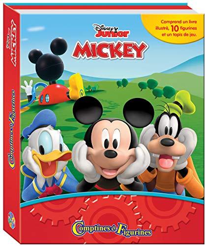 Phidal Disney La Maison de Mickey Comptines et Figurines,...