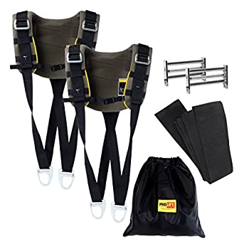 Nielsen Products Pro Lift 2 People Heavy Duty ShoulderDolly carrying strap, carrying strap, hoisting (Old Version)