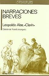 Narraciones breves (Autores, textos y temas literatura)