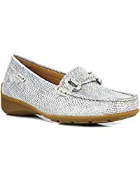 E Mocassini Amazon Donna Scarpe Da it Borse Beige TgnZqwPv