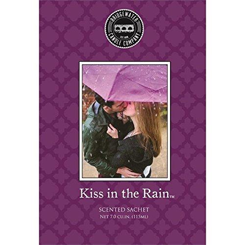 Bridgewater Duft Umschlag Beutel Kiss in The Rain, Mehrfarbig, - Moschus Parfüm Duft Öl