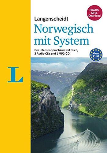 Langenscheidt Norwegisch mit System - Sprachkurs für Anfänger und Fortgeschrittene: Der...