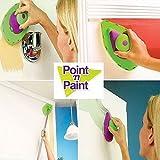 Farbroller Und Tablett Set Malerei Pinsel Point n Paint Haushalt Wall Dekorative Werkzeug